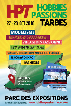 HOBBIES PASSIONS TARBES