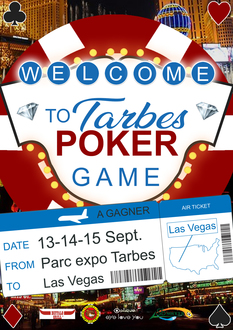 Tarbes Poker Game