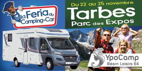 Féria du Camping Car de tarbes