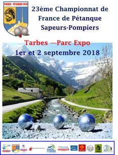 Championnat de France de pétanque de sapeurs-pompiers
