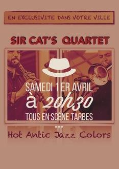 sir Cat's quartet (annulé)