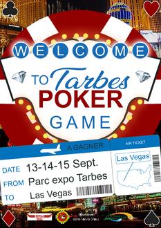 Tarbes Poker Game