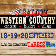 Saloon Western Country
